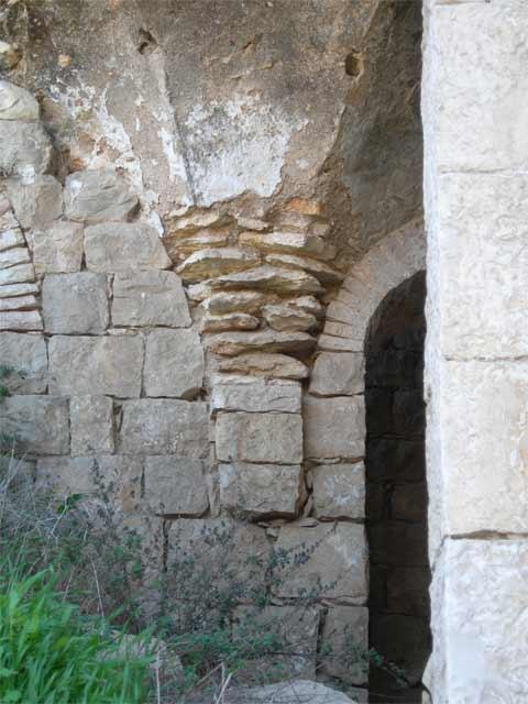 23. אתר 33, הקמרון, מבט למזרח.