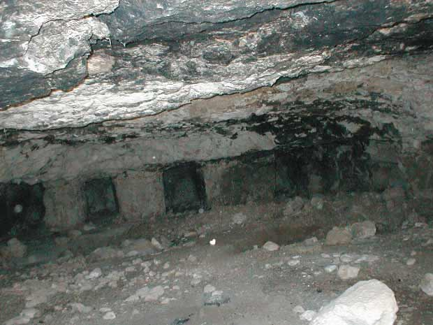 5. Site 25, burial cave.